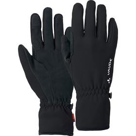 VAUDE Basodino II Handschoenen, zwart